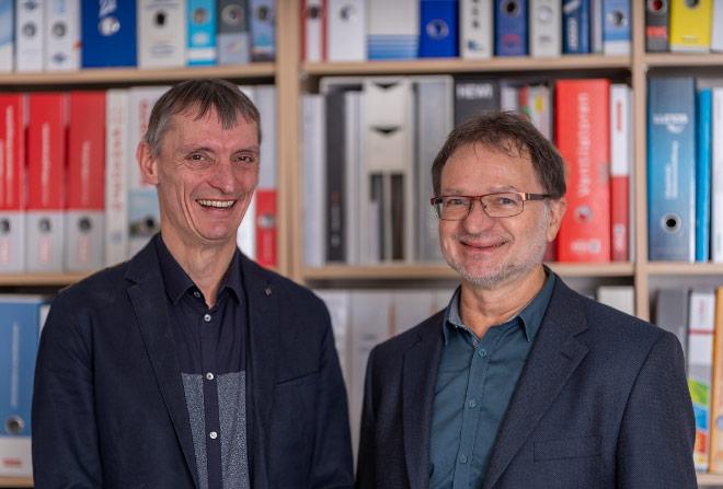 Michael Flach und Matthias Türpe